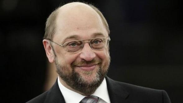 Martin Schulz: Romania trebuie sa-si respecte angajamentele fata de CE