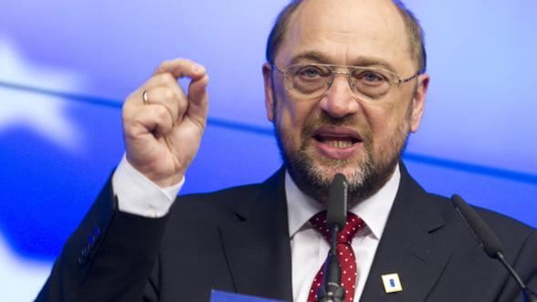 Martin Schulz, despre Grecia: Nu se pune in discutie o iesire din euro