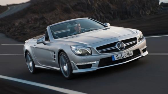 Masina Anului 2013, categoria lux: Alege noul Mercedes SL