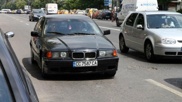 "Masina cu numere de Bulgaria va ""trai"" mult si bine in Romania"