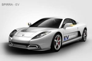 Masina electrica cu 600 de cai de care se vor bucura europenii (Video)