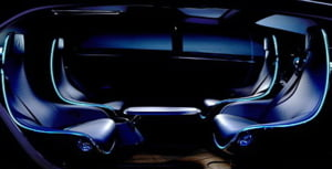 Masina viitorului, o sufragerie pe patru roti