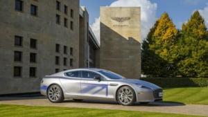 Masina viitorului, pregatita de Aston Martin? Cat costa si cand am putea s-o vedem pe sosele