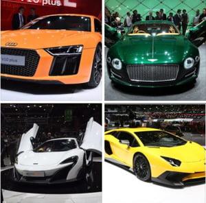 Masini impresionante, lansate la Salonul Auto de la Geneva (Galerie foto)
