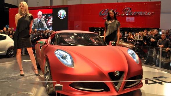 Masinile de lux, vedetele Salonului Auto de la Geneva (Galerie Foto)