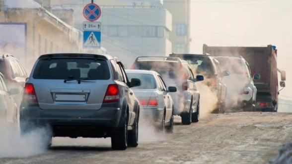 Masinile dobandite prin partaj nu vor mai fi scutite de la plata timbrului de mediu