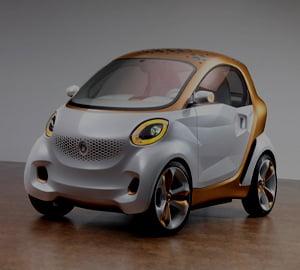 Masinile viitorului atrag toate privirile la Salonul Auto de la Frankfurt