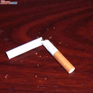 Masura fara precedent in SUA: nicotina din tigari, redusa pana la nivelul care nu da dependenta
