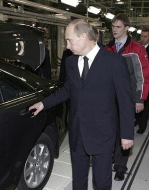 Masuri de criza: Rusia va subventiona creditele auto