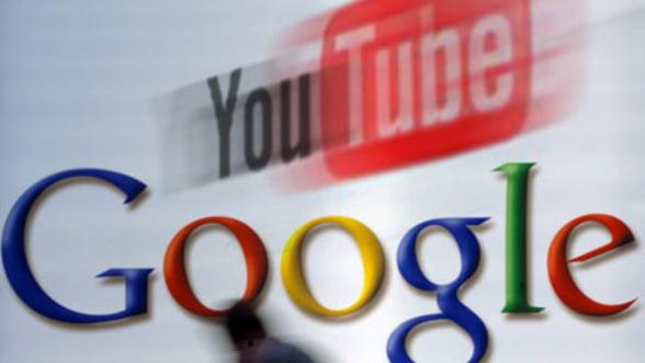Masurile antipiraterie adoptate de Google ocolesc YouTube
