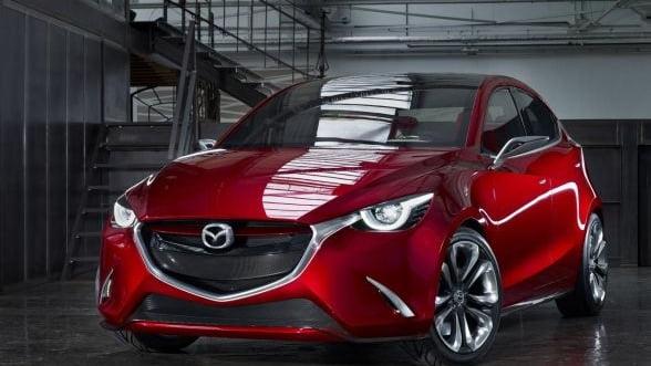 Mazda Hazumi debuteaza la Salonul Auto de la Geneva