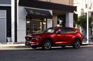 Mazda ne face cunostinta cu noul CX-5: Iata cum arata, cu ce noutati vine si care e pretul de pornire in Romania