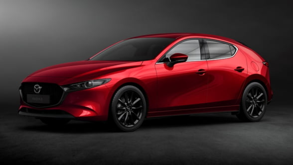 Mazda prezinta un nou model la Salonul Auto de la Los Angeles 2018
