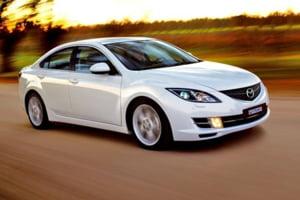 Mazda se vinde bine in Romania - 07 Octombrie 2008