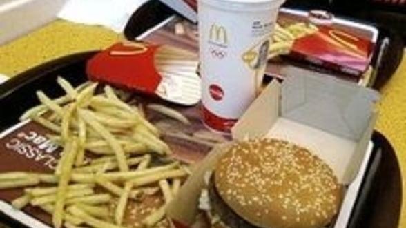 McDonald's face profituri bune din cina americanilor