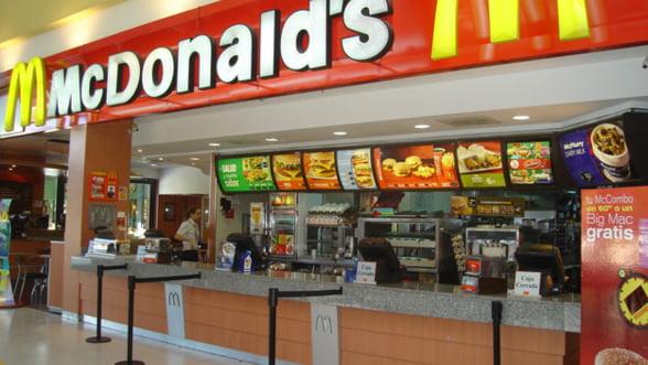 McDonald's inchide restaurantele din Crimeea