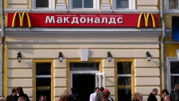 McDonald's se extinde tocmai in... Siberia
