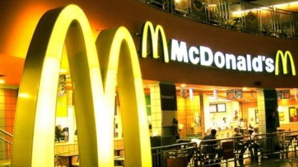 McDonalds sponsorizeaza Jocurile Olimpice pana in 2020