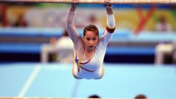 Medalia de aur la gimnastica, pentru Romania, la Campionatele Europene 2012