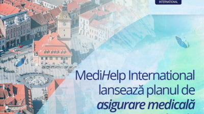 MediHelp International lansează pachetul de asigurare cu acoperire locală