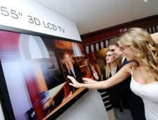 Media Galaxy si LG au lansat joi pe piata din Romania primul LCD cu tehnologia 3D