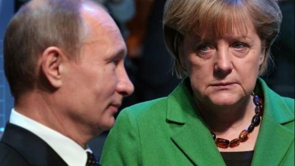 Mediul de afaceri european se teme de un razboi economic cu Rusia