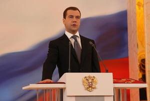 Medvedev: Pe vremea URSS acum am fi fost in razboi cu Turcia