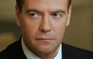 Medvedev: Suprematia economiei americane s-a incheiat pentru totdeauna