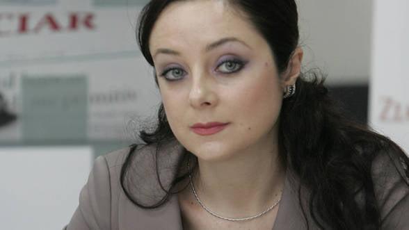 Melania Hancila va pleca de la Volksbank Romania
