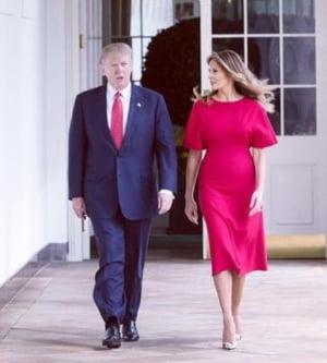 Melania Trump, trimisa sa-si scoata sotul din intalnirea cu Putin