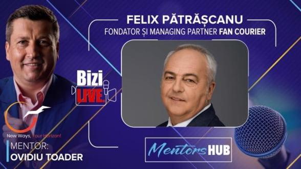 MentorsHub - O noua miniserie de emisiuni suport marca Bizilive TV, pentru antreprenori, freelanceri si profesionisti