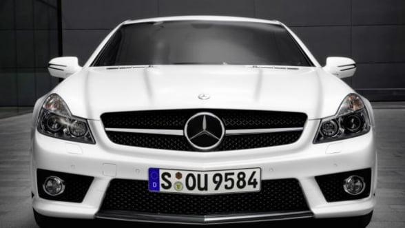 Mercedes, amendata in Marea Britanie pentru manipularea pietei