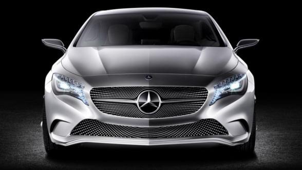 Mercedes-Benz Romania deschide un nou showroom la Oradea