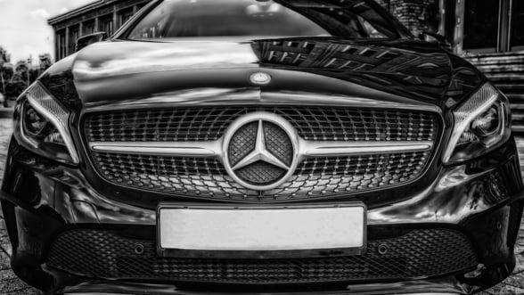 Mercedes-Benz ramane cel mai mare producator mondial de automobile de lux