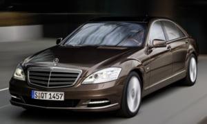 Mercedes Clasa S se testeaza virtual
