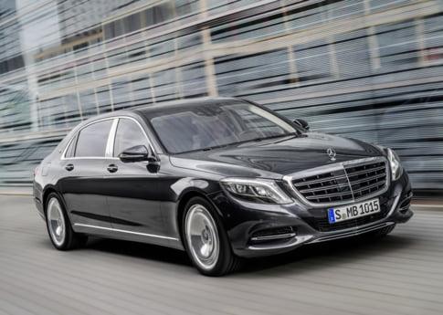Mercedes-Maybach S600, pentru oligarhul din tine