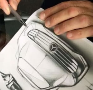 Mercedes anunta un nou model: O mare surpriza!