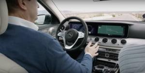 Mercedes e tot mai aproape sa lanseze masina care se conduce singura (Video)