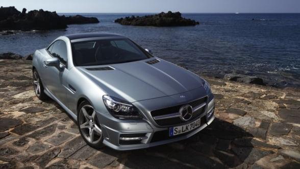 Mercedes intra in cursa reducerilor: Un semn ca piata auto germana cedeaza