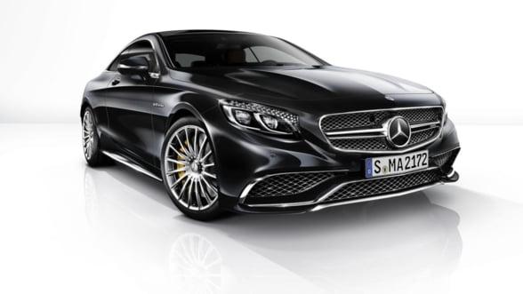 Mercedes iti propune noul S65 AMG Coupe. Ii poti rezista?