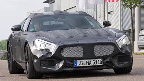 Mercedes tinteste fanii Porsche cu noul automobil sport GT de 100.000 de euro