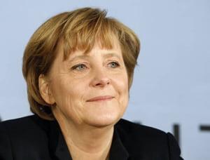 Merkel: Falimentul Greciei ar distruge increderea investitorilor in zona euro