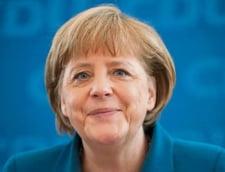 Merkel: Germania poate fi o economie sanatoasa doar daca Europa isi va reveni