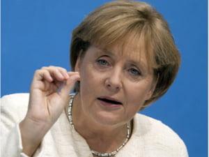 Merkel: Germania va face orice pentru a sustine Grecia