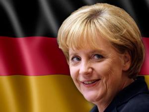 Merkel: Germania va proteja euro