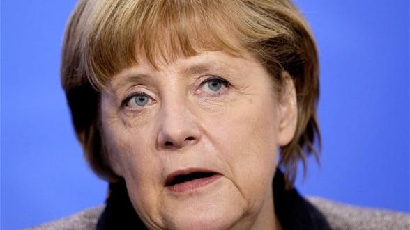 Merkel: Salariul minim a provocat cresterea somajului in Europa