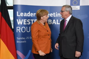 Merkel, despre criza imigrantilor: Doar cu Turcia putem transforma ilegalitatea in legalitate