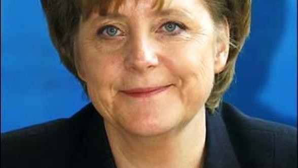 Merkel:Europa se afla in cea mai grava criza de dupa Al Doilea Razboi Mondial