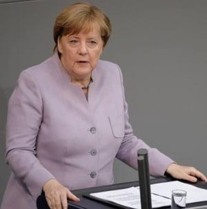 "Merkel a refuzat sa fie ""mediator"" intre Putin si Trump la reuniunea G20 de la Hamburg"