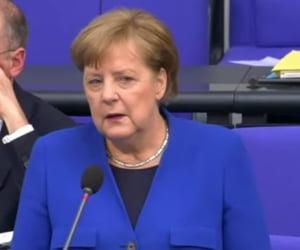 Merkel anunta ca are probe ca Rusia incearca sa fure date despre ea si administratia ei: Scandalos, acest lucru imi face rau
